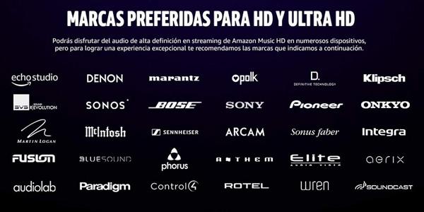 Disfruta Amazon Music HD GRATIS durante 90 días
