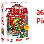 Puzle Winning Moves The Legend of Zelda Link The Wind'sWaker Requiem de 360 piezas barato en Amazon