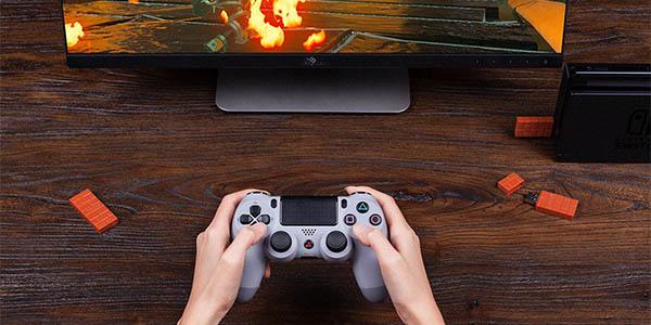 Adaptador mando PS4 Nintendo Switch