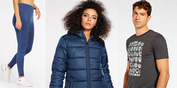 ropa de deporte Sprinter en promoción Segunda unidad al 50% de descuento