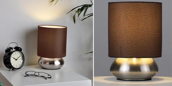 Set de 2 Lámparas de Mesa Táctiles Minisun chollo en Amazon