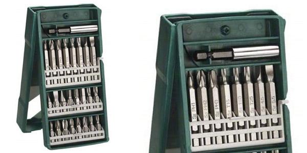 Set de 25 unidades para atornillar Bosch Mini X-line barato en Amazon