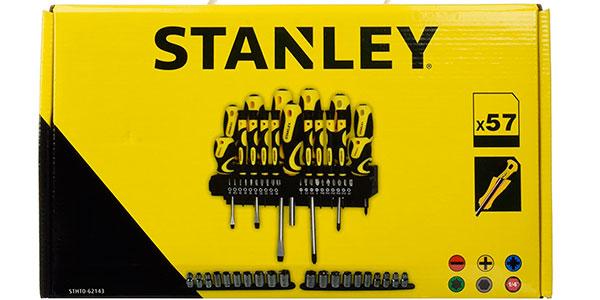 Set Stanley STHT0-62143 de destornilladores y punta de 57 piezas barato