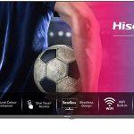 "Smart TV Hisense 32AE5500F (2020) de 32"""