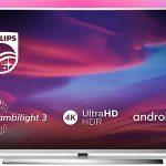 "Smart TV Philips Ambilight 50PUS7354 UHD 4K HDR de 50"""