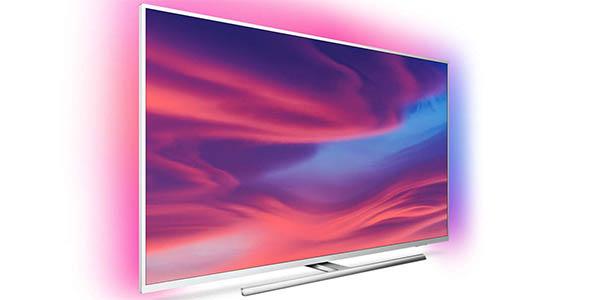 "Smart TV Philips Ambilight 50PUS7354 UHD 4K HDR de 50"" barato"