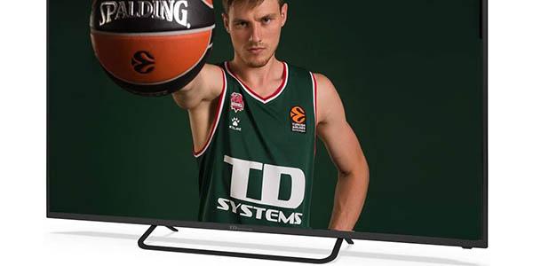 """Smart TV TD Systems K58DLX11HS UHD 4K HDR de 58"""" barato"""