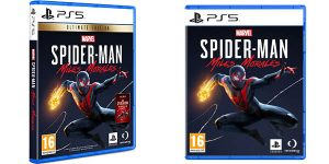 Marvel's Spider-man: Miles Morales para PS5