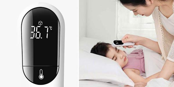 termómetro Berrcom con medición LED de temperatura barato