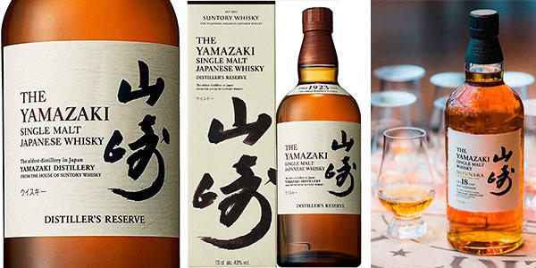 Chollo Whisky The Yamazaki Distiller's Reserve de 700 ml