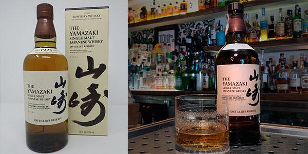 Whisky The Yamazaki Distiller's Reserve de 700 ml barato