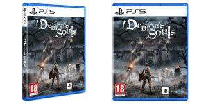 Reservar Demon's Souls para PS5 en Amazon