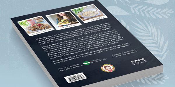 """""""Vive vegano: Una guía sobre ética animal y alimentación vegetal"""" oferta en Amazon"""