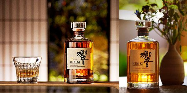 Whisky Hibiki Suntory Japanese Harmony de 700 ml barato