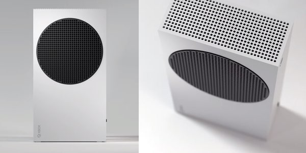 Diseño Xbox Series S
