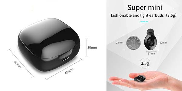 TWS XG12 auriculares Bluetooth baratos