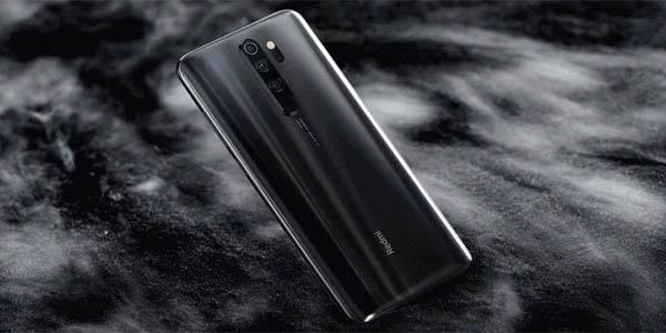 Trasera Xiaomi Redmi Note 8 Pro