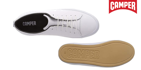 Zapatillas deportivas Camper Hoops para mujer chollo en Amazon