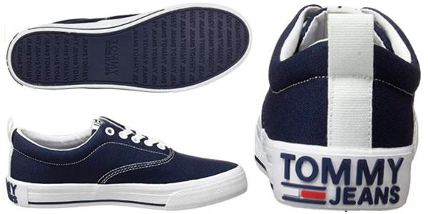 Zapatillas Tommy Hilfiger Essential para mujer baratas