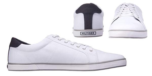Zapatillas de lona Tommy Hilfiger H2285arlow en oferta en Amazon