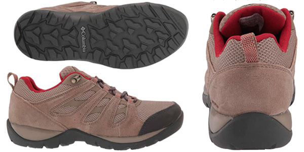 Zapato de senderismo Columbia Redmond V2 para mujer barato