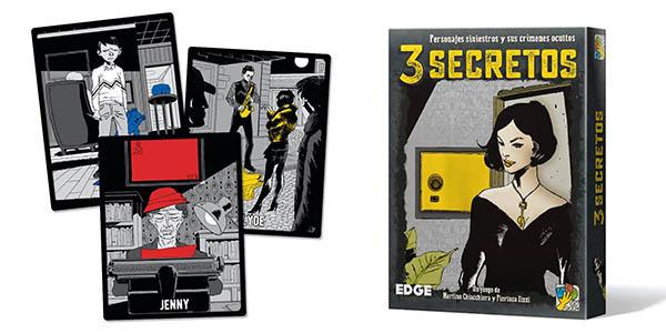 3 secretos Edge Entertainment chollo
