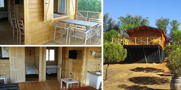 Arroyo Carboneras bungalows de madera en Ciudad Real baratos