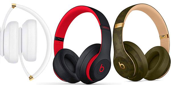 Auriculares Beats Studio³ Wireless con cancelación de ruido en oferta