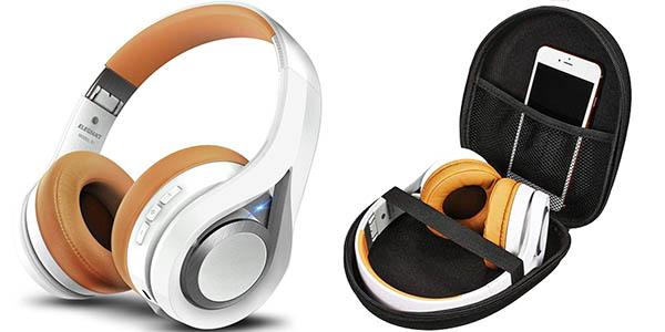 Auriculares de diadema inalámbricos Elegiant Bluetooth 5.0