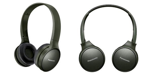 Auriculares Panasonic RP-HF410 BE-G baratos