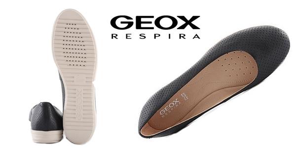 Comprar Bailarinas Geox D Genova C para mujer chollazo en Amazon