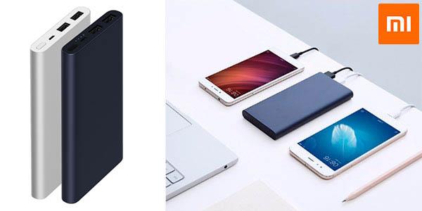 Batería portátil Xiaomi Mi Powerbank 2i de 10.000 mAh