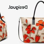 Bolso Desigual Shopper Hibiscus Rock Holbox barato en Amazon