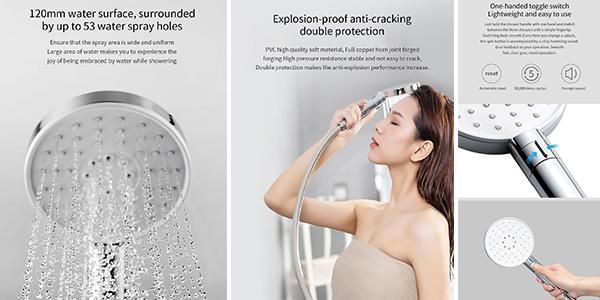 cabezal de ducha Xiaomi Youpin oferta