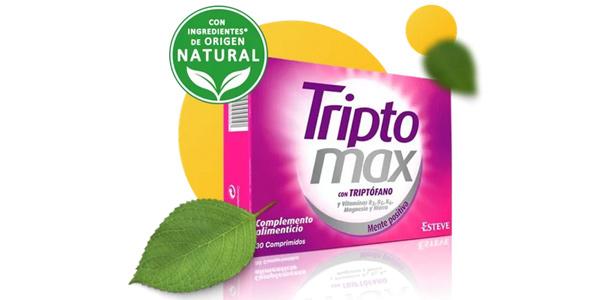 Caja x30 Comprimidos Complemento Alimenticio Triptomax para Regular el Estado Anímico barato en Amazon