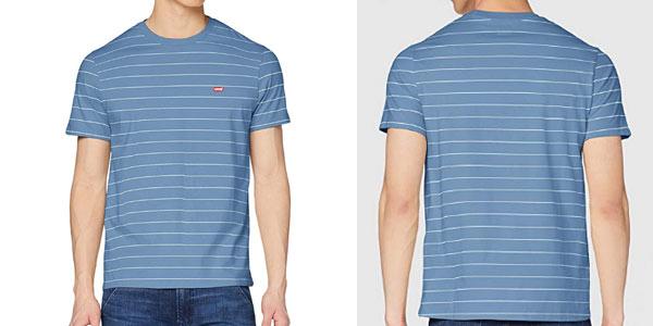 Camiseta Levi's The Original Tee para hombre barata en Amazon