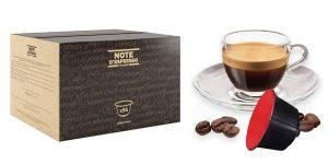 Cápsulas de café Note D'Espresso Amabile baratas en Amazon