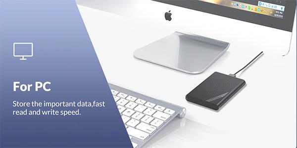 Carcasa Orico USB 3.0 barata