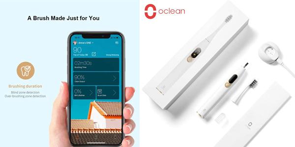 Cepillo de dientes eléctrico Smart Oclean X barato en Amazon