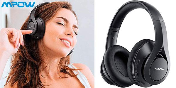 Chollo Auriculares Mpow 059 Pro con Bluetooth 5.0