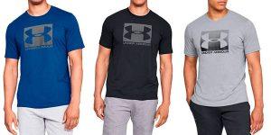 Chollo Camiseta Under Armour Boxed Sportstyle para hombre
