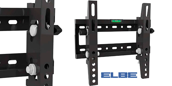 Chollo Soporte VESA Elbe inclinable para TV de 19'' y 42""
