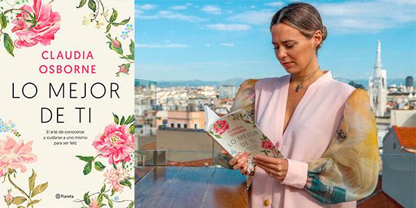 """Chollo Libro """"Lo mejor de ti: El arte de conocerse y cuidarse a uno mismo para ser feliz"""" en versión Kindle"""