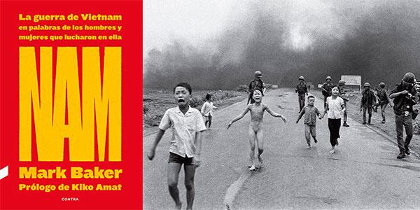 """Chollo Libro """"NAM: La guerra de Vietnam en palabras de los hombres y mujeres que lucharon en ella"""" en versión Kindle"""