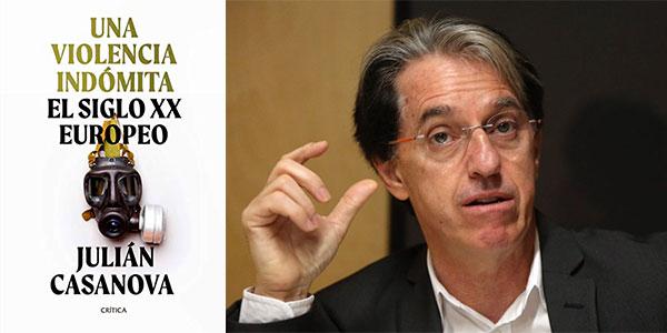"""Chollo Libro """"Una violencia indómita: El siglo XX europeo"""" en versión Kindle"""