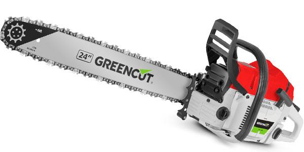 Chollo Motosierra de gasolina Greencut GS750X
