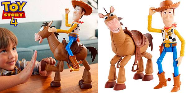 Chollo Pack Woody y Perdigón de Toy Story 4