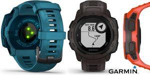 Chollo Reloj Garmin Instinct con GPS