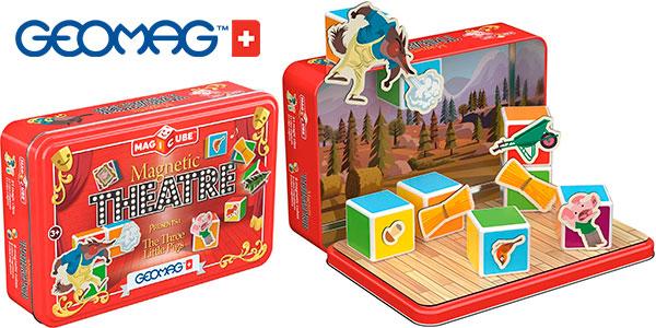 Chollo Set Magnetic Theatre Magicube Geomag