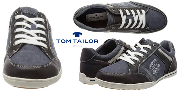 Chollo Zapatillas Tom Taylor de estilo casual para hombre